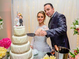 O casamento de Graziele e Ricardo 2