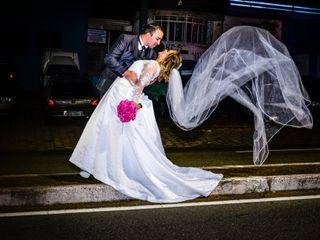 O casamento de Graziele e Ricardo 3