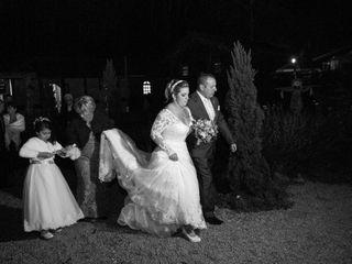 O casamento de Melaine e Alexandre