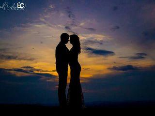 O casamento de Valkíria e Gean 2