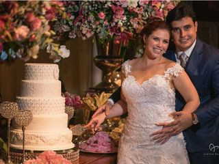 O casamento de Mariana  e Patrick