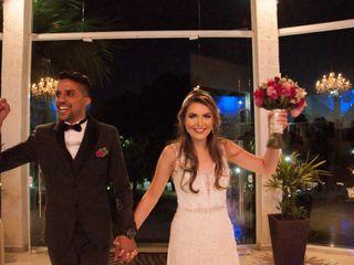 O casamento de Susane e Paulo