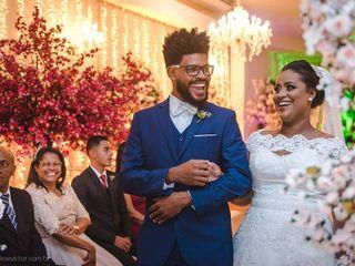 O casamento de Gleidson e Larissa