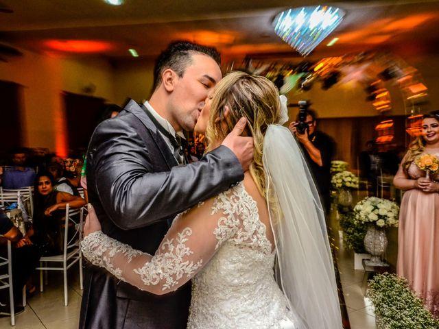 O casamento de Graziele e Ricardo