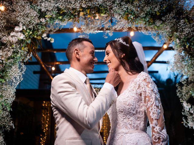 O casamento de Tamara e Sansão