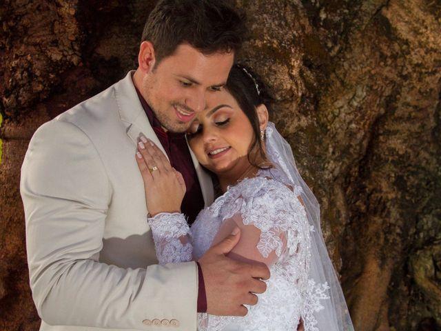O casamento de Camila e William