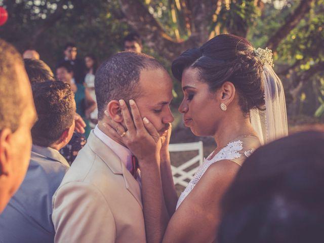 O casamento de Raquel e Tony