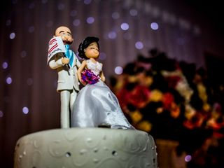 O casamento de Paola e Felipe 2