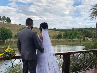 O casamento de Sabrina Guimarães  e Magno de Souza Melo  1