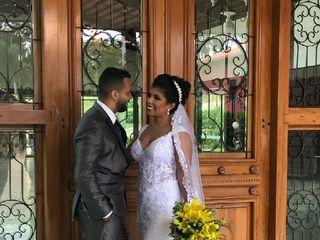 O casamento de Sabrina Guimarães  e Magno de Souza Melo  2