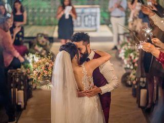 O casamento de Giovanna e Mateus