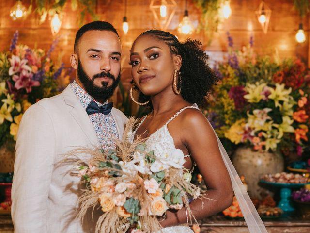 O casamento de Shirlainy e Rafael
