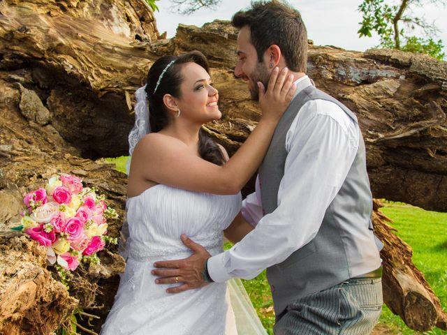 O casamento de Daniele e Juliano