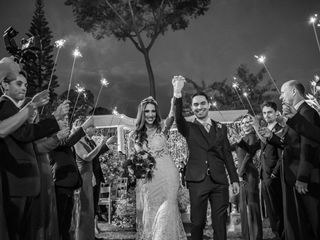 O casamento de Paula  e Ciro 2