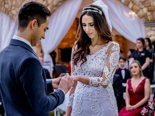 O casamento de Paula  e Ciro