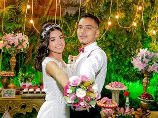 O casamento de Caroline e Max