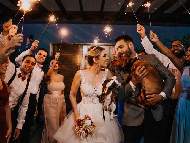 O casamento de Jessica e Anderson
