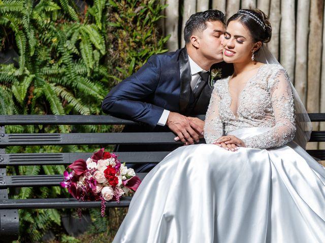 O casamento de Milena e Nicolas