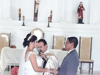 O casamento de Aline  e Gustavo  3