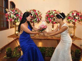 O casamento de Franciele e Júnior 1