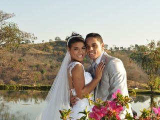 O casamento de Franciele e Júnior