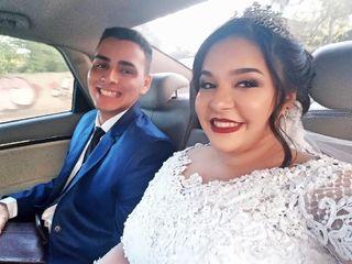 O casamento de Joanne  e Vinícius