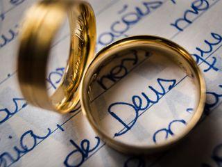 O casamento de Marielly e Washington 1