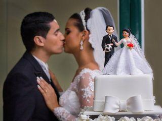 O casamento de Marielly e Washington