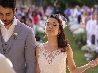 O casamento de Alessandra e Lucas 2