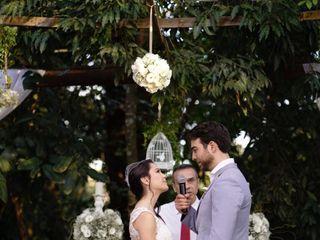 O casamento de Alessandra e Lucas 3