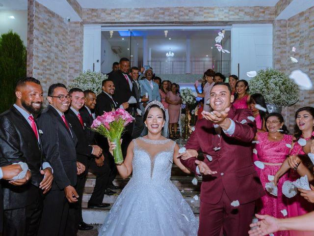 O casamento de Leandro e Amanda em Camaçari, Bahia 3