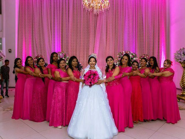O casamento de Leandro e Amanda em Camaçari, Bahia 4