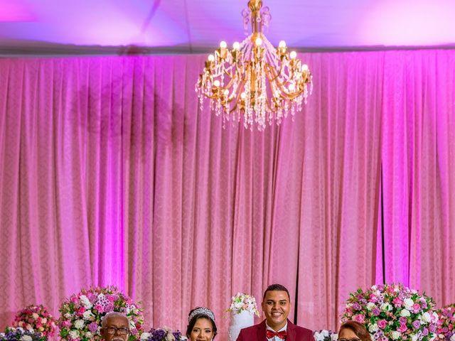 O casamento de Leandro e Amanda em Camaçari, Bahia 6