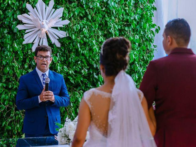O casamento de Leandro e Amanda em Camaçari, Bahia 2