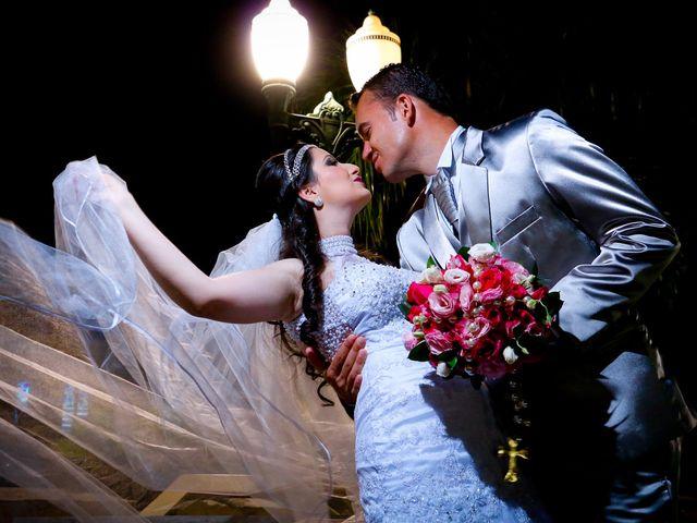 O casamento de Ana Paula e Evandro
