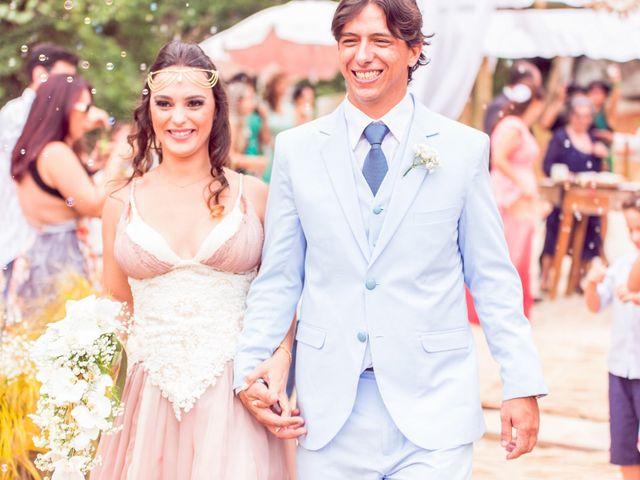 O casamento de Ana e Ian