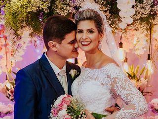 O casamento de Regia e Felipe 3