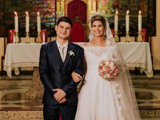 O casamento de Regia e Felipe
