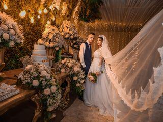 O casamento de Jaquelaine  e Fernando  2