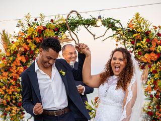 O casamento de Lylian Militão e Everton Xavier 2