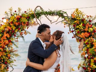 O casamento de Lylian Militão e Everton Xavier 3