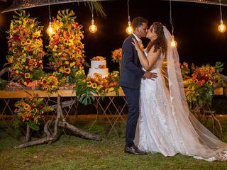 O casamento de Lylian Militão e Everton Xavier