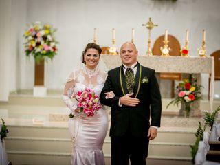 O casamento de Marilia e Lucas