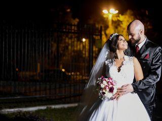 O casamento de Lewroy e Michelly