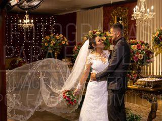 O casamento de Dayane Costa e Samuel Freitas