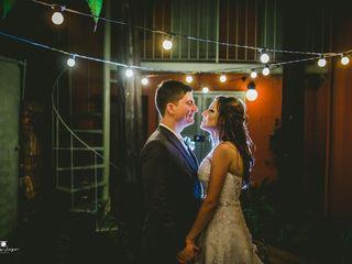 O casamento de Daniella e Filipe