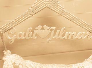 O casamento de Gabriela e Jilmar 1