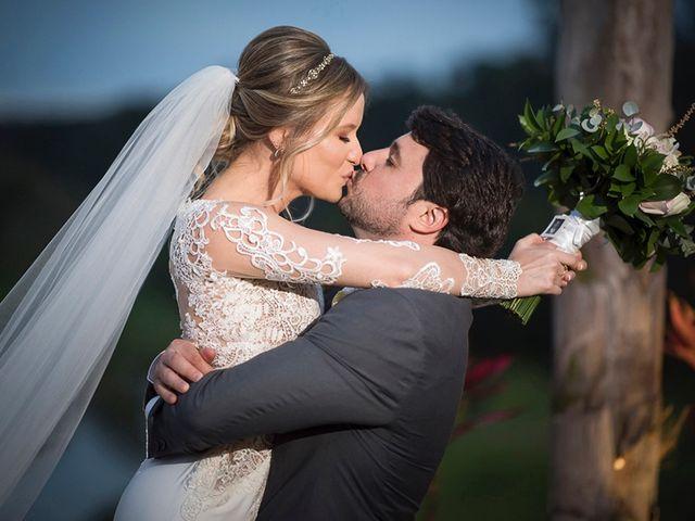O casamento de Ana Clara e Thompson