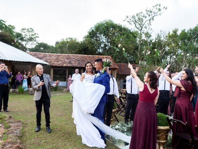 O casamento de Emili e Kelvin