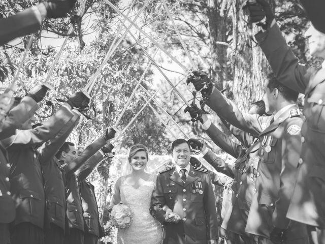 O casamento de Soraya e Dalton